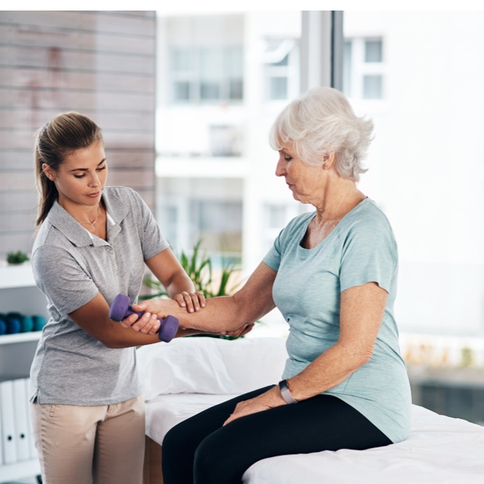 Physical therapy vs Occupational therapy: What's the difference?